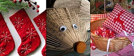 Creative Together: Crafts for Christmas