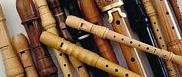 Music among the trees: Susan McLarty recorder ensemble