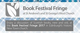 Book Festival Fringe at St Andrew's and St George's West